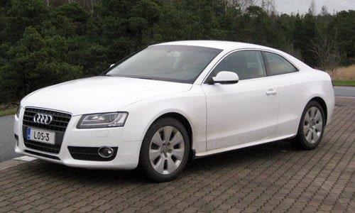 Liikenneopisto Selkämö, Audi